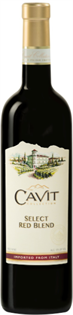 Cavit Select Red Blend 750ml - Case of 12